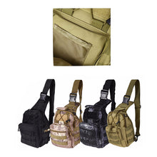 Tactical Waist Pack Cross Body Bag Military Waterproof Fanny Packs Bag Pouch for Hiking Climbing Outdoor