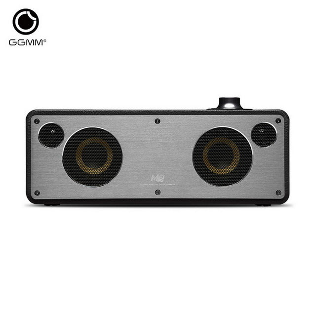GGMM WS-301 Speaker M3 WiFi Reddot Award Bluetooth Dual Subwoofer Wireless Connection Stereo Audio Home Hi-Fi Music Player Gift