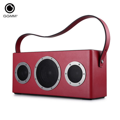 GGMM Speakers WS - 401 M4 WiFi Bluetooth Dual Wireless Connection Speaker Home Hi-Fi Music Player 3.5mm Audio 40W