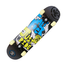 Four-wheeled Skateboard Maple Wood Material Freestyle Skateboard Skate Deck Long Board Cool Adult Teenager Skateboards