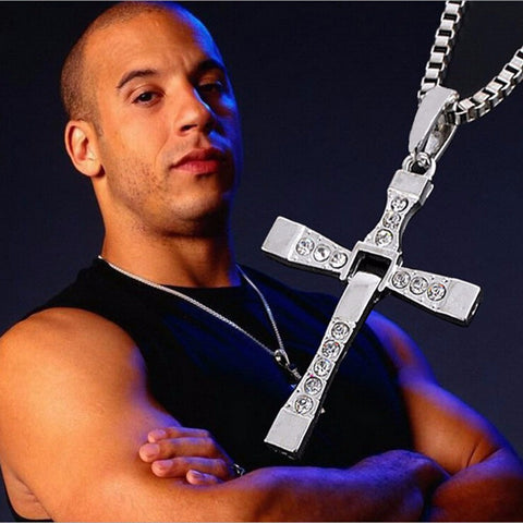 Cross Pendant for Men