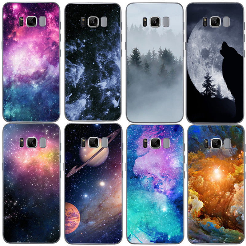 Cosmic Cases For Samsung Galaxy S5 S6 S7 Edge S8 S9 Plus A3 A5 A8 2016 2017 2018 J1 J2 J3 J5 J7 Note 8 Prime Case TPU