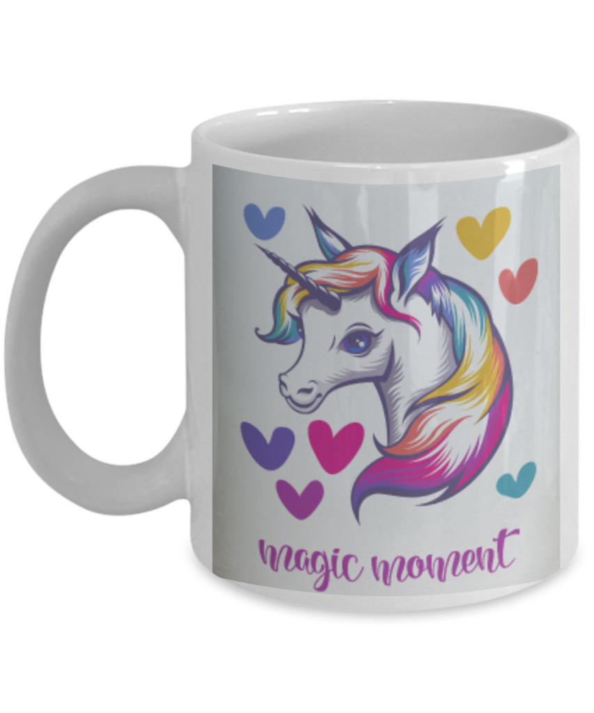 Unicorn Magic Moments
