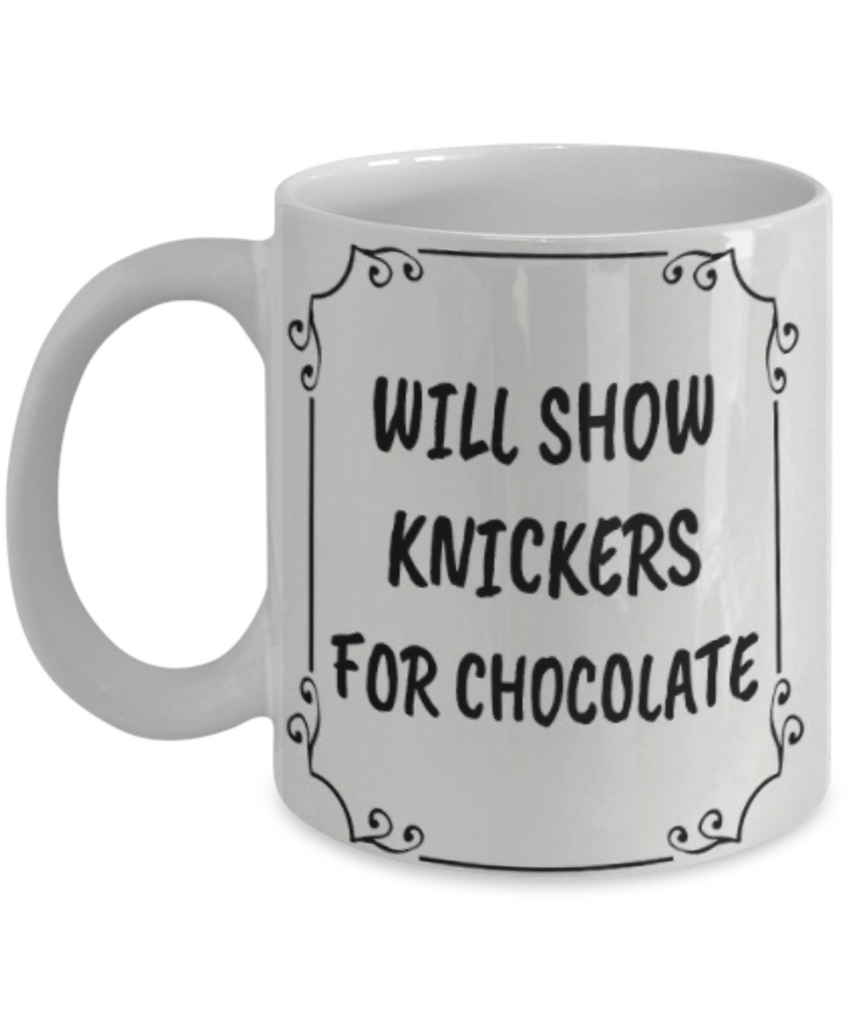 Knickers for Chocolate