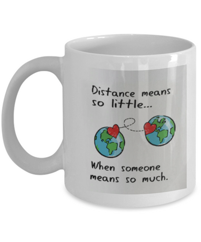 Distance Means Little