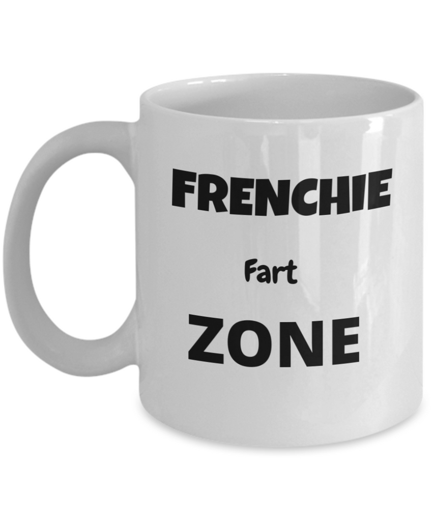 Frenchie Fart Zone