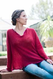 Brushlight Cowlneck Pullover 5900E
