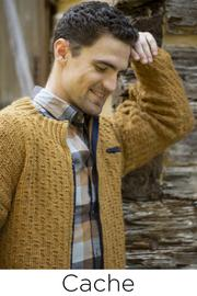 Cache Men's/Unisex Sweater