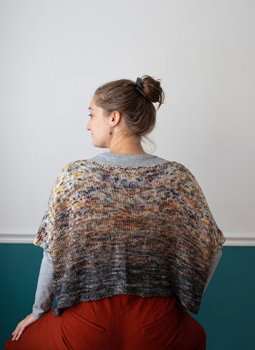 The Gradient Poncho Kit