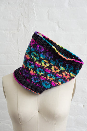 Psychadelic Sheep Cowl & Hat