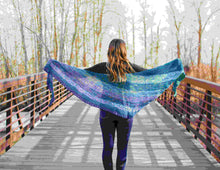 Transitions Shawl Kit LYS 2021