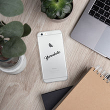 Yarnaholic™ script iPhone Case