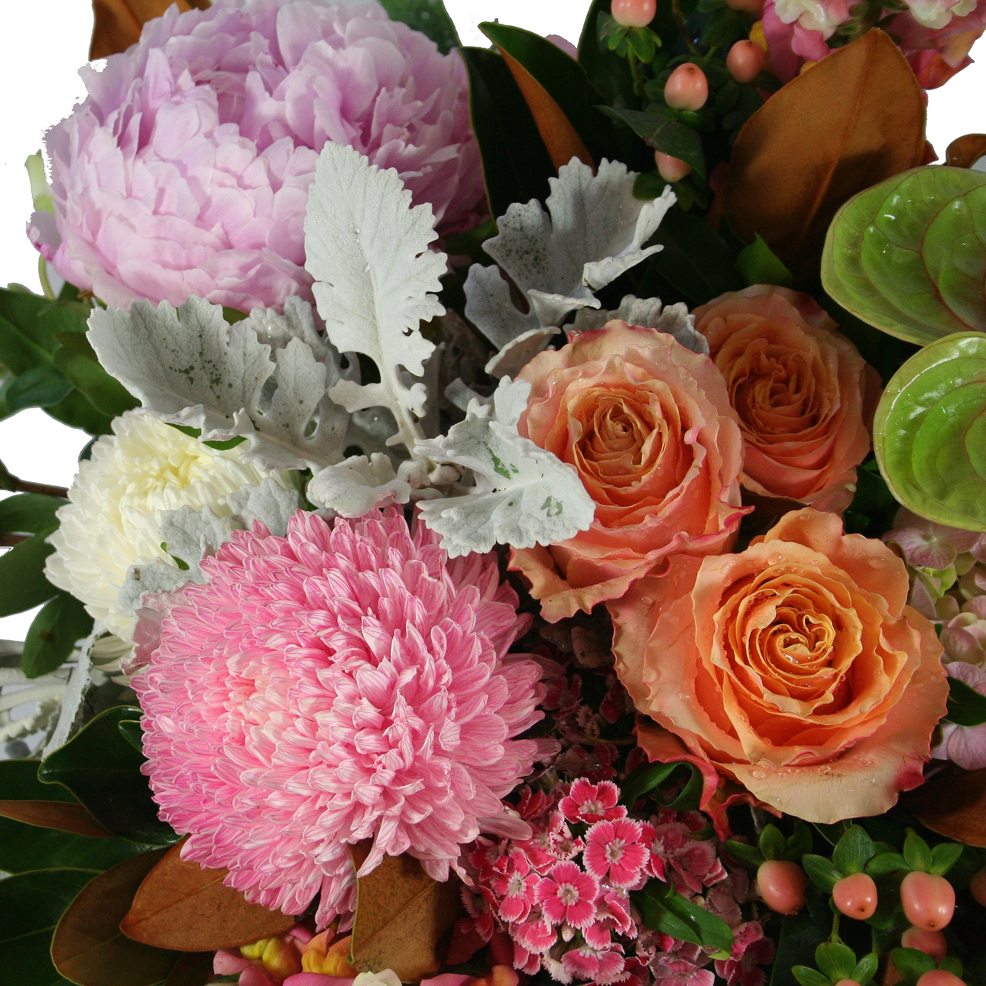 Florist brisbane same day flower delivery divine flowers wilston divine flowers deliver seasonal pastel flower bouquet close up of seasonal pastel flowers izmirmasajfo