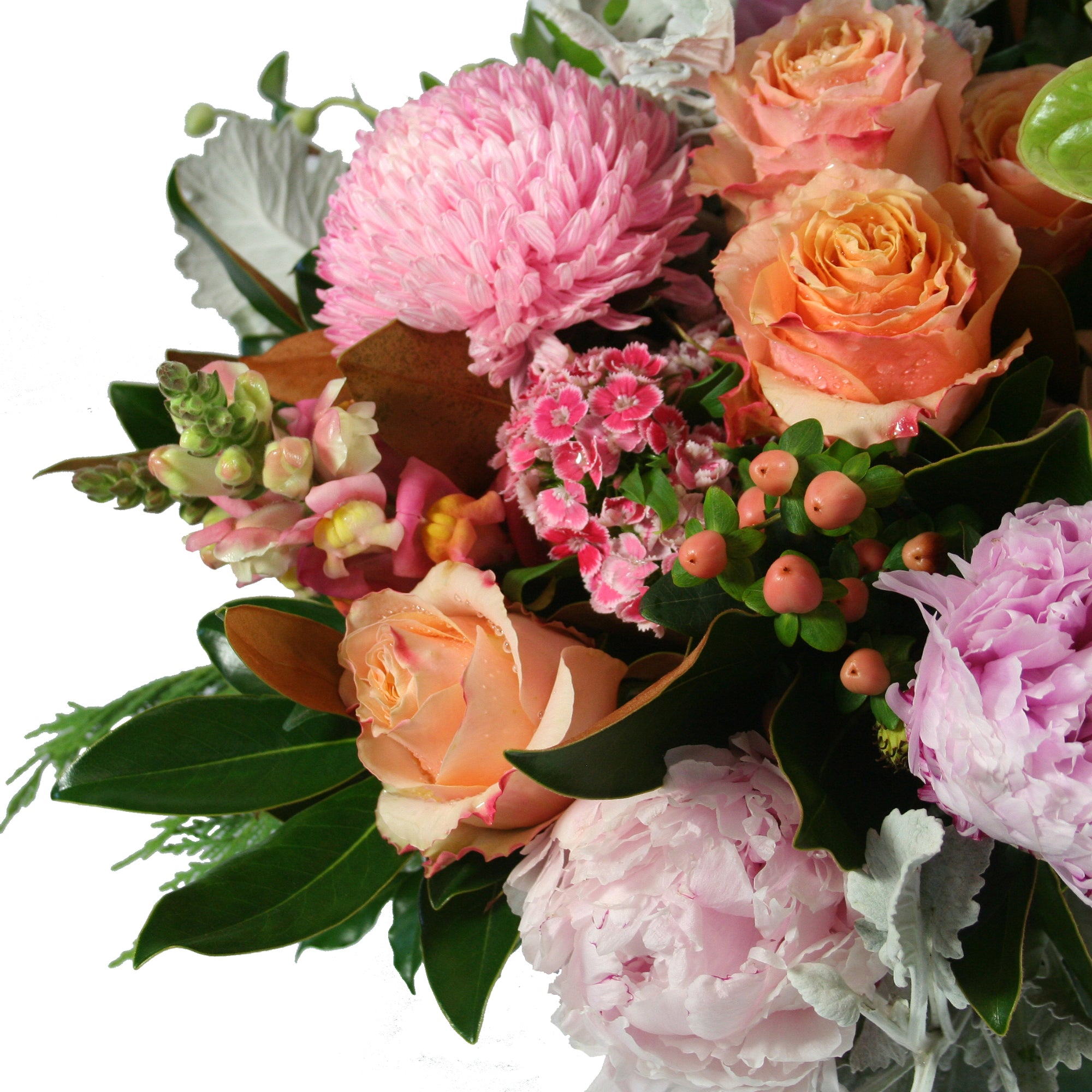 Florist brisbane same day flower delivery divine flowers wilston divine flowers deliver seasonal pastel flower bouquet izmirmasajfo