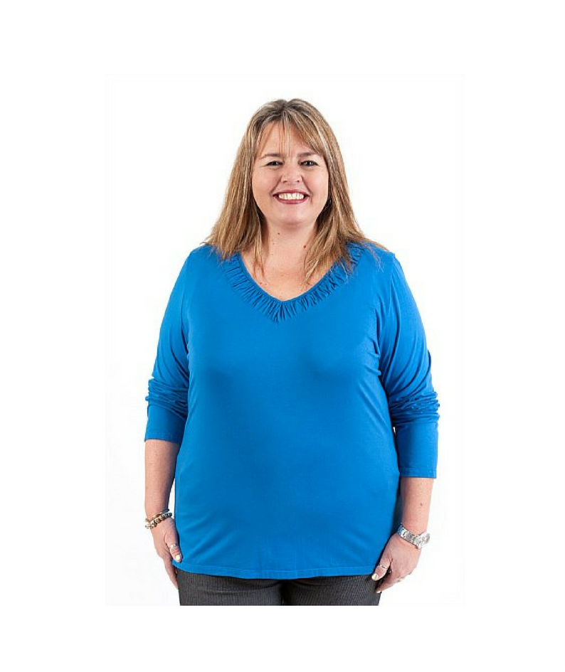 Easy-Wear Zenzo Top