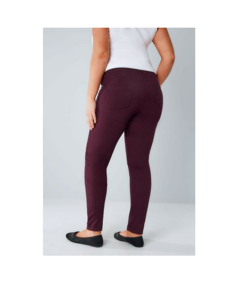 Comfy-Wear Jeggings