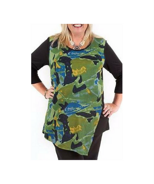 The Olive Grove Tunic