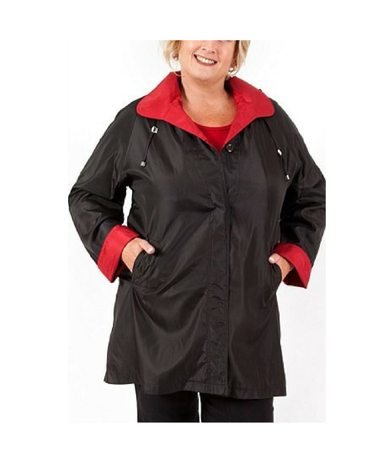 Waterproof Anorak Jacket