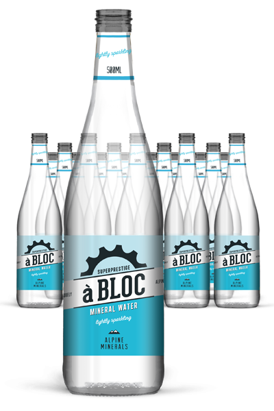 Alpine Mineral Water - 500ml