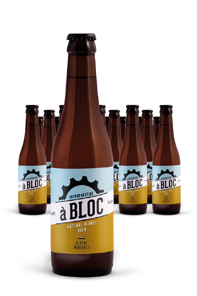 Natural Blonde Beer - 330ml