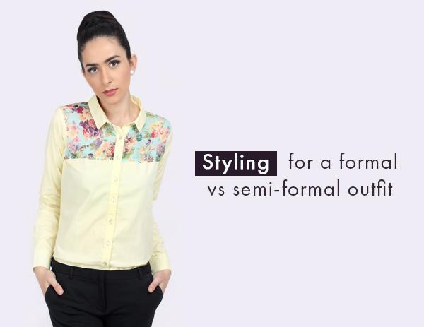 How to Dress for a Formal vs. Semi-Formal Attire?