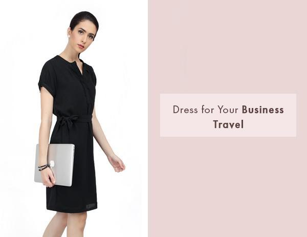 Dress for Your Business Travel