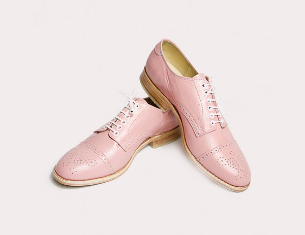 Brogues formal wear for women