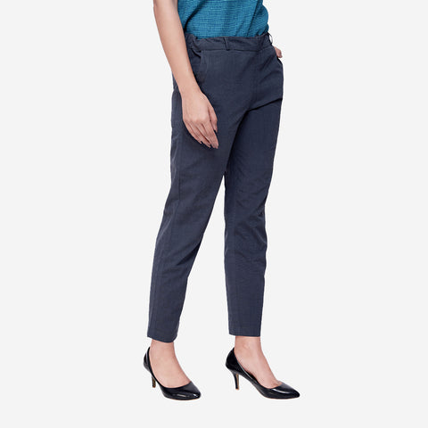 formal trousers for women ladies workwear ladies officewear ladies formal wear womens formal wear trousers work pants work trousers officewear trousers for women business casual semi formal trousers ankle length trousers for women shop online ankle length trousers for owmen work trousers with elastic elastic trousers ladies ankle length trousers straight trousers straight pants for women ombre lane shop online work pants online shopping india work trousers formal trousers shop online