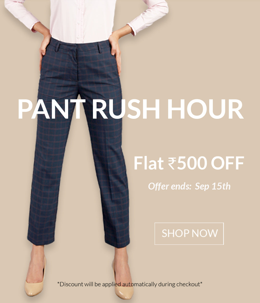 Buy Office wear for Women, Western & Formal Work wear