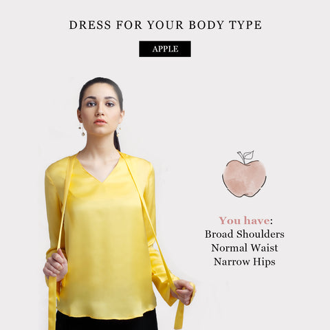 Styling for Apple Body Shape tops for women womens formal tops  Semi formal garments buy semi formal work clothes online luxury tops and shirts tops online for women cotton and linen tops silk tops dressy tops semi-formal work wear top no gape shirts and tops women tops Poly georgette tops Solid Layered tops Relaxed casual wear Chic Casual Wear long sleeve tops blouse tops in lace women's tops with long sleeves women tops online Women's tees with V-neck round neck t shirts Best Fit Women's Top V-neck t-shirts A-Line tops Three quarter sleeves fitted blouses elbow length sleeves printed ladies blouses shirts and blouses day wear designer top womens formal tops  western top tops for women party wear tops for women western wear party wear tops for women georgette tops for women linen tops printed ladies blouses womens formal tops  buy semi formal clothes online india officewear premium officewear for women workwear apparel everyday officewear business wear business formal outfit luxury tops and shirts summer tops for women V-neck tops round neck tops silk tops ballooned tops bell sleeve tops ruffle sleeve tops new style tops for women 2017 latest designs tops for women  buy latest style tops  crop tops fancy tops on jeans lace tops solid tops cotton tops striped tops ruffles top long sleeve tops printed tops floral tops boat neck tops checked tops plaid tops formal tops for women black tops for women crop tops for women tunic tops for women cotton tops for women white tops for women stylish tops for women