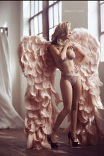 Blush luxe wings