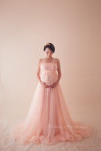 Kaitlyn Pink Blush Gown size small