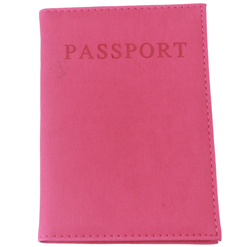 Protective Passport Wallet