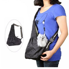 Dog Carrier - Dog Cat Cloth Sling; Pet Carrier Shoulder Bag; Front Chest Carrier;