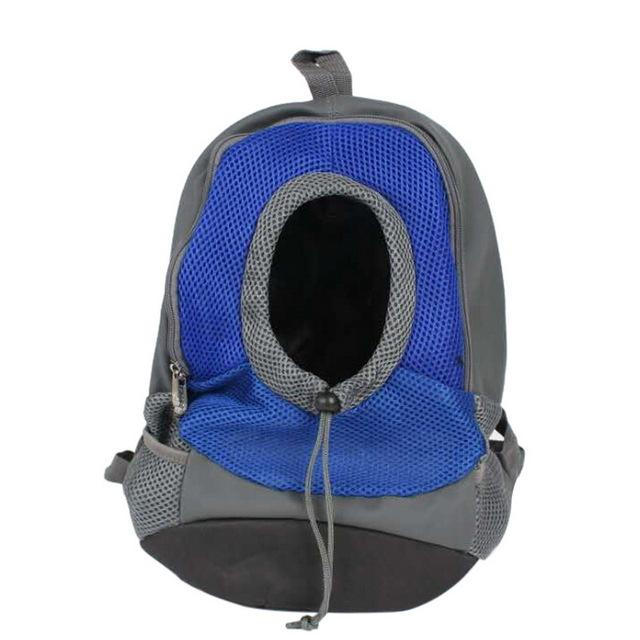 Dog Carrier - Pet Dog Backpack Carrier; Portable Travel Puppy Sling Shoulder Bag;