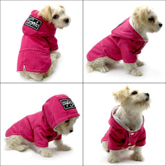 Dog Clothes - PET BONITO: Warm Pet Clothes ~ Windproof Waterproof Winter Coat Jacket For Dogs Cats ~ Winter Clothing For Small Medium Large Dogs