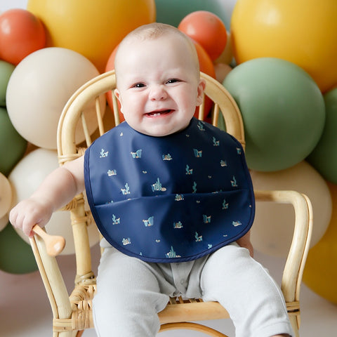 Snuggle Bib Waterproof - Arizona