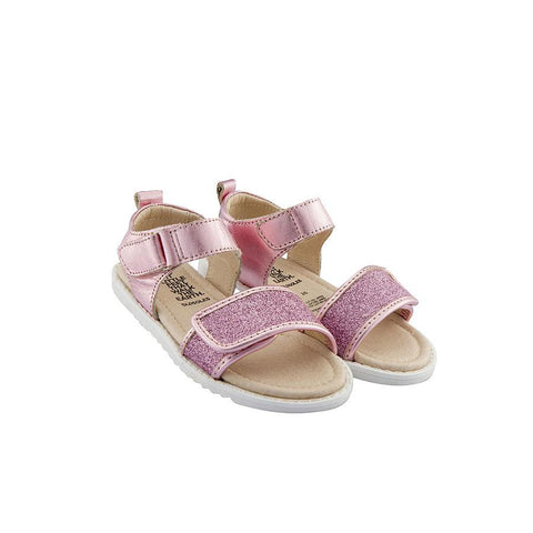 Glam Tish Sandal - Glam Pink/Pink Frost