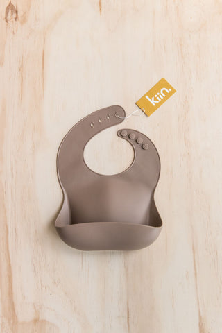 Kiin Bib - Heather