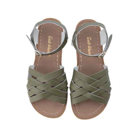 Salt Water Retro - Olive