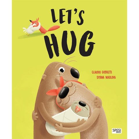 Story + Picture Book - Let's Hug