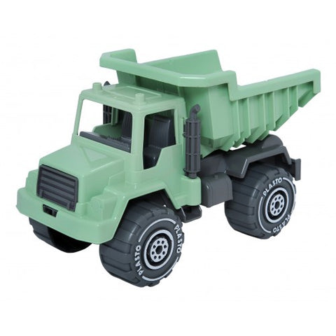 """I AM GREEN"" Tipper Truck 30cm"