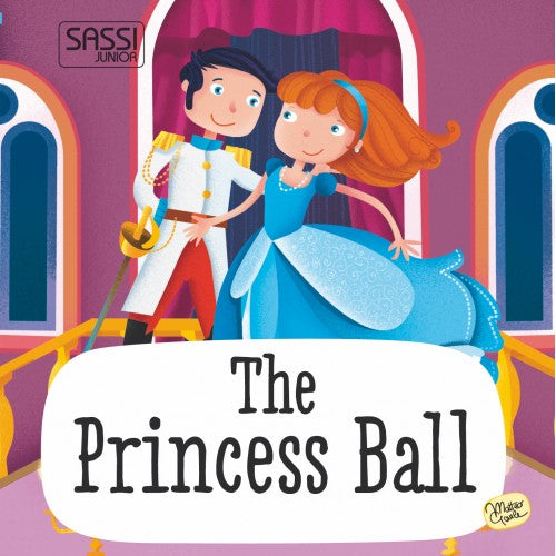 Book + Giant Puzzle - The Princess Ball