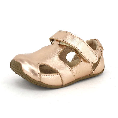 Sunday Sandal - Rose Gold