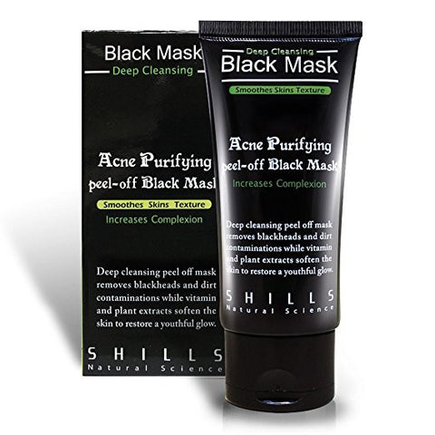 Facial Deep Cleanser (Famous Black Mask Peel)