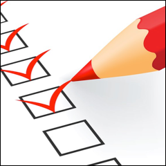 63. Red flag list: checklist of 16 item advice outcomes
