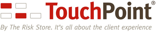 TouchPoint by The Risk Store logo