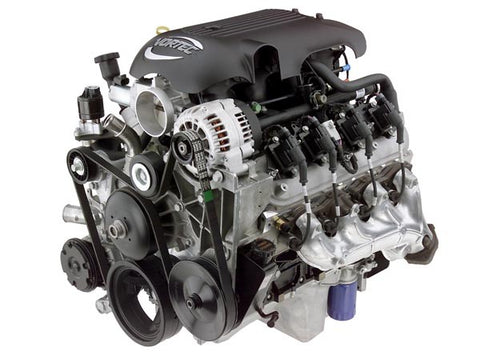 4.8 LS engine
