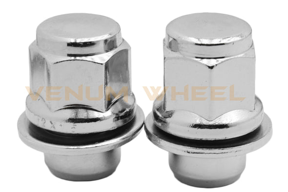 MAG Seat OEM Style Lug Nuts - 12x1.5 - Two Colors