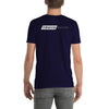 Venum Racing Shirt Back Side Bella Canvas Navy Blue